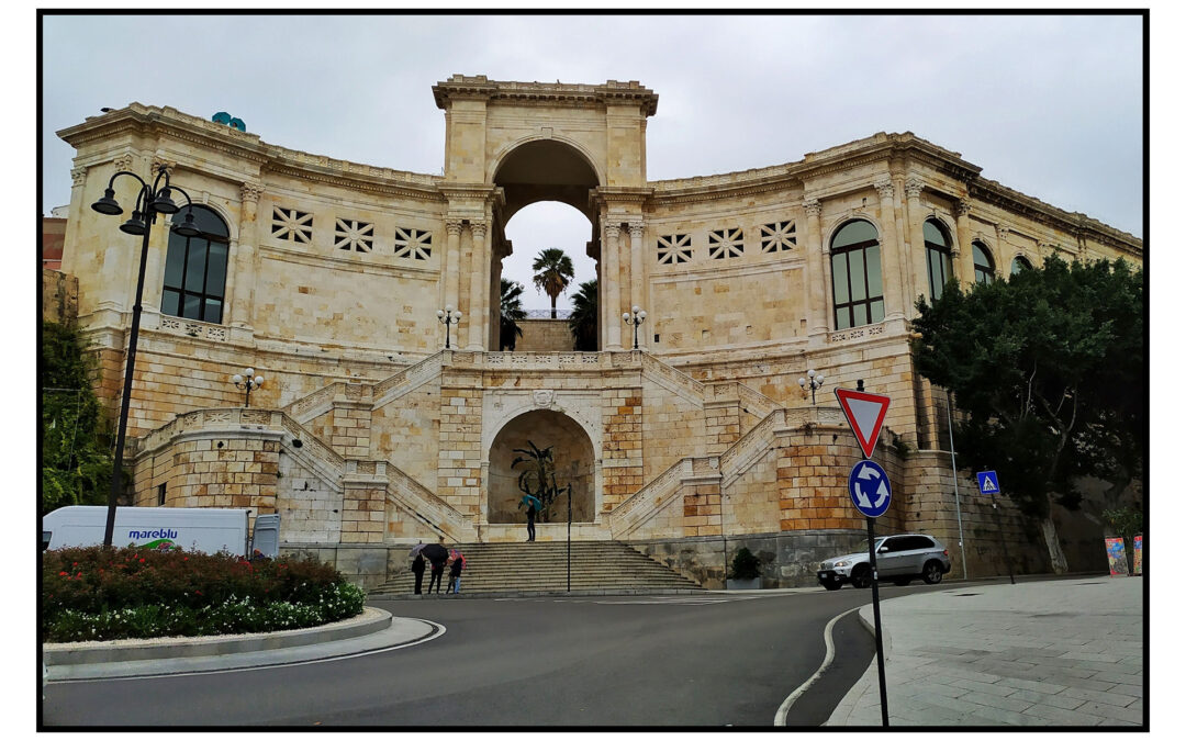 Una gita a Cagliari