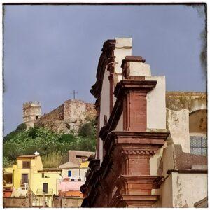 immagine scorcio castello dei Malaspina Bosa