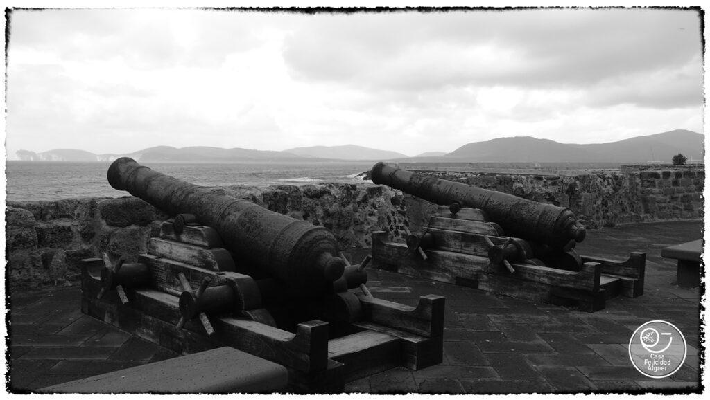 antichi cannoni