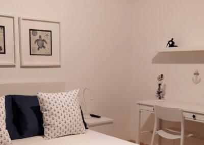camera corallo Casa Felicidad Alguer