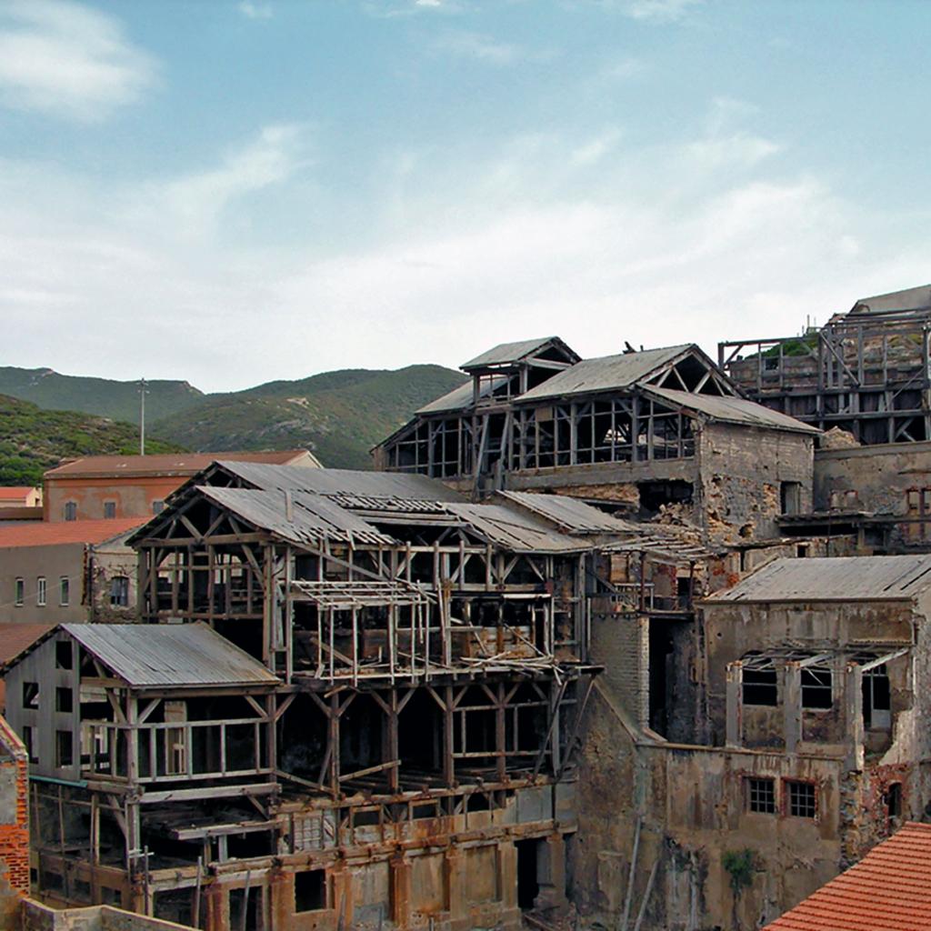 la miniera