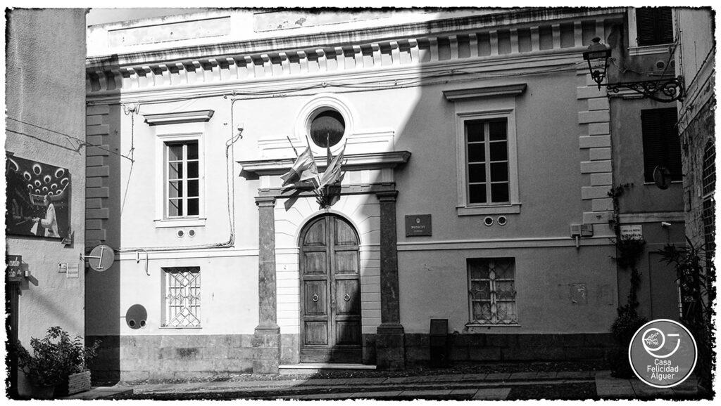 facciata del municipio