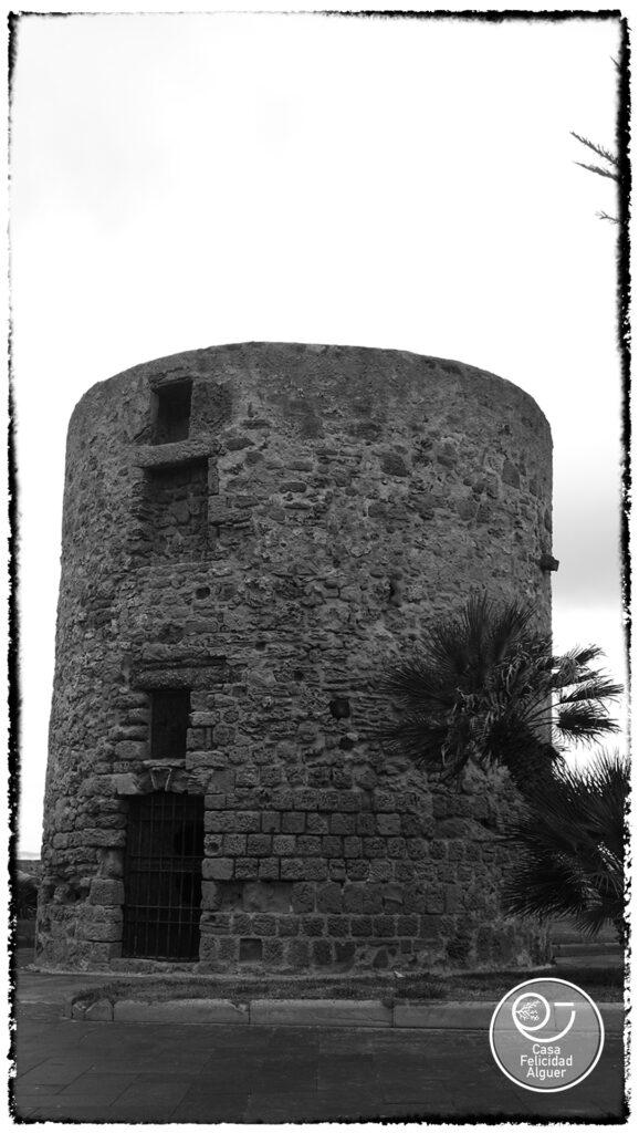 l'antica torre di avvistamento